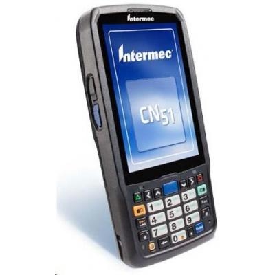 Honeywell CN51, 2D, EA30, USB, BT, Wi-Fi, 3G (HSPA+), num., GPS (EN)