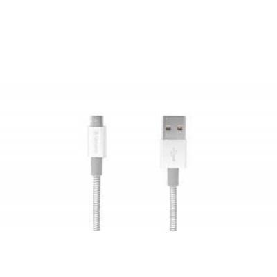 VERBATIM kabel Mirco B USB Cable Sync & Charge 100cm (Silver)