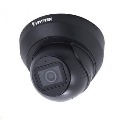Vivotek IT9389-HT, černá, 5Mpix, až 30sn/s, H.265, motorzoom 3.7-7.7-mm (80-38°), DI/DO, PoE, IR, MicroSDXC, IP66