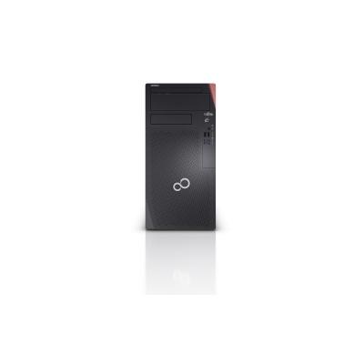 FUJITSU PC P5010 i5-10400@4.3GHz 8GB 256NVMe 2xDisplayPort DVDRW WIFI 280W W10PRO  - PROMO klávesnice + 3r záruka