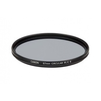 Canon filtr 67 mm PL-C B polarizační filtr