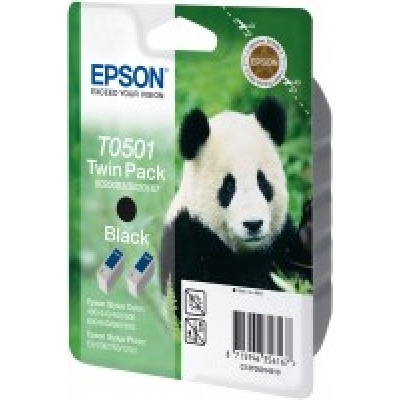 EPSON ink čer Stylus/Photo700/750/1200/Color 400/500/600 - double