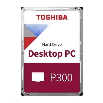 "TOSHIBA HDD P300 Desktop PC (SMR) 2TB, SATA III, 5400 rpm, 128MB cache, 3,5"", BULK"