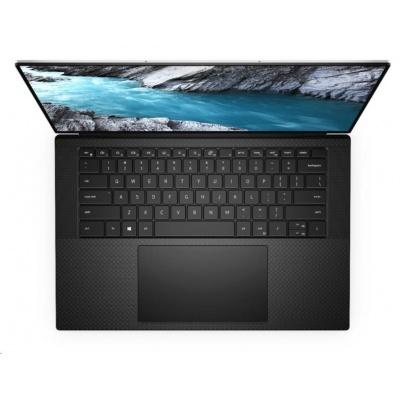 "Dell XPS 9500 15,6"" UHD+T i7-10750H/ 16G/ 1TB-SSD/ 1650Ti-4GB/ 2xTHB/ MCR/ FPR/ W10Pro/ 3RNBD/ Silver"