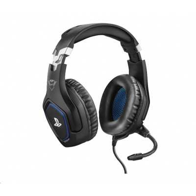 TRUST sluchátka GXT 488 Forze PS4 Gaming Headset - Sony Licensed - black