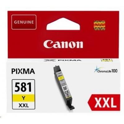 Canon BJ CARTRIDGE CLI-581XXL Y