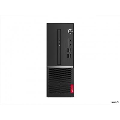 LENOVO PC V35s SFF - RYZEN 3 3250U@2.6GHz,4GB,128SSD,DVD-RW,HD Graphics,HDMI,VGA,DP,kl.+mys,W10P,1r onsite