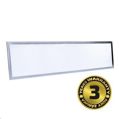 Solight LED světelný panel, 40W, 4000lm, 4100K, Lifud, 30x120cm