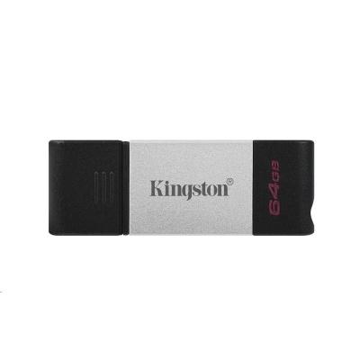 Kingston 64GB DataTraveler DT80 (USB-C 3.2 Gen 1)