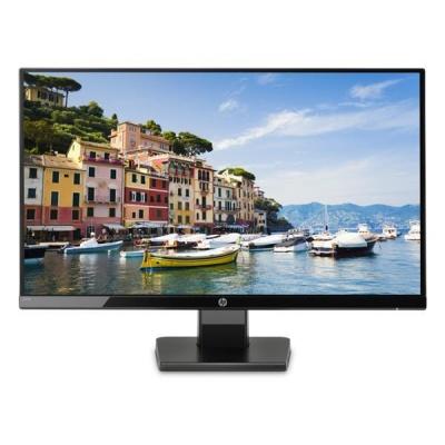 """LCD HP IPS Monitor 24w LED backlight AG; 23,8"""" matný, 1920x1080, 5M:1, 250cd, 5ms,VGA,HDMI,black"""