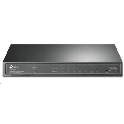 TP-Link TL-SG2008P [JetStream 8-Port Gigabit Smart Switch with 4-Port PoE+]
