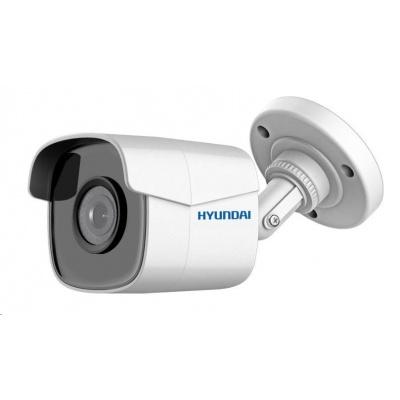 HYUNDAI analog kamera, 2Mpix, 25 sn/s, obj. 2,8mm (100°), HD-TVI / CVI / AHD / ANALOG, DC12V, IR 20m, WDR digit.,IP66