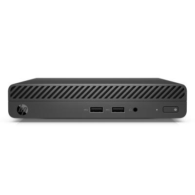 HP 260G3 DM i3-7130U, 1x4 GB, SSD 128 GB M.2 NVMe TLC, WiFi a/b/g/n/ac + BT, usb kláv. a myš, 65W, HDMI+VGA, Win10Pro