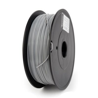 GEMBIRD Tisková struna (filament) PLA PLUS, 1,75mm, 1kg, šedá