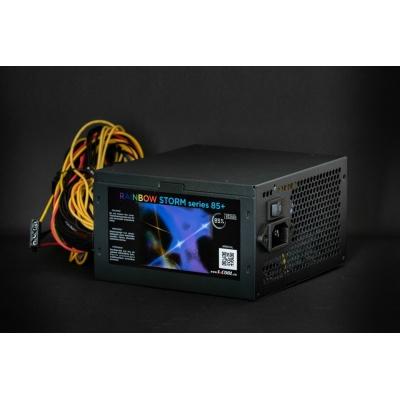 1stCOOL zdroj ATX 550W RAINBOW STORM 550 85+