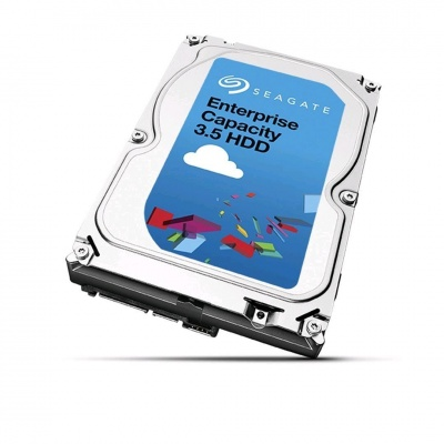 "SEAGATE HDD EXOS 7E8 3,5"" - 4TB, SAS, ST4000NM0025"