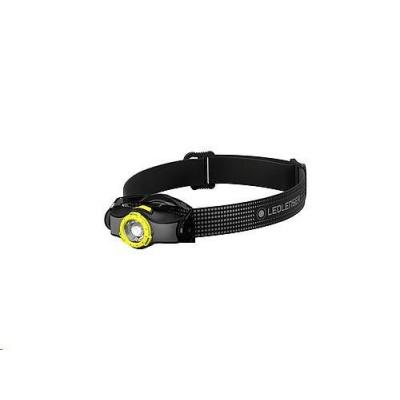 LEDLENSER čelovka MH3 - černo-žlutá - Box