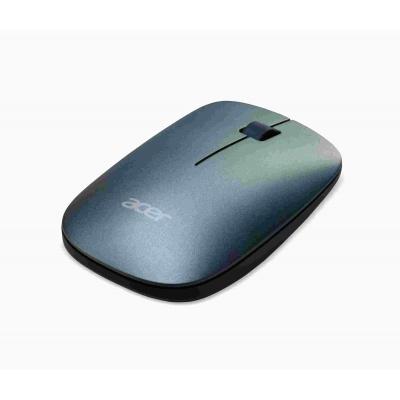 ACER  slime mouse AMR020, Wireless RF2.4G, Retail pack, Zelená
