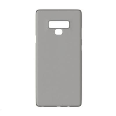3mk ochranný kryt NaturalCase pro Samsung Galaxy Note9 (SM-N960), transparentní černá