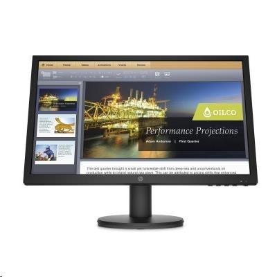 "HP LCD ProDisplay P21b G4 20.7"" TN w/LED(1920x1080,250, 600:1, 5ms,VGA, HDMI 1.4,flicker-free, low blue light)"