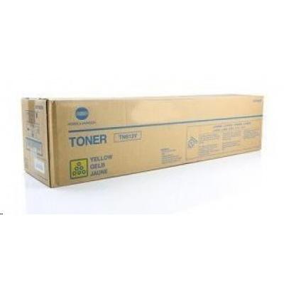 Minolta Toner TN-613Y, žlutý do bizhub C452, C552, C652 (30k)