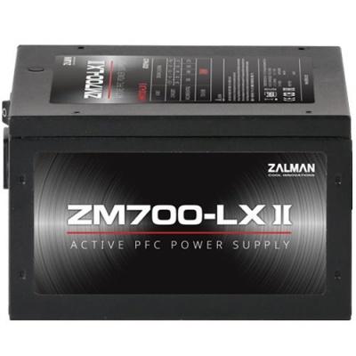 ZALMAN zdroj ZM700-LXII, 700W eff. 85%