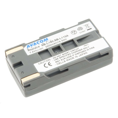 AVACOM Samsung SB-L160 Li-Ion 7.4V 2200mAh 16.3Wh