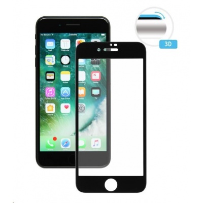 Nillkin Tvrzené Sklo AntiExplosion 3D AP+ MAX Black pro iPhone 7/8 Plus