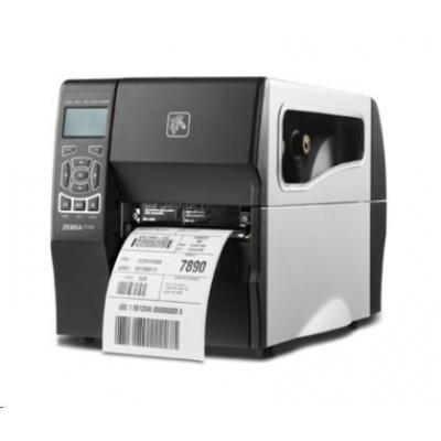 Zebra TT priemyselná tlačiareň ZT230, 300 DPI, RS232, USB,, ZebraNet N PRINT SERVER REST OF WORLD