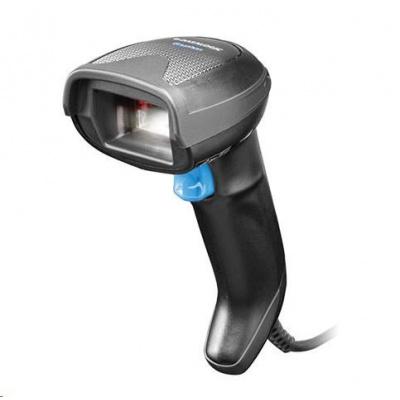 Datalogic Gryphon I GD4520, 2D, HD, USB, kit (USB), black