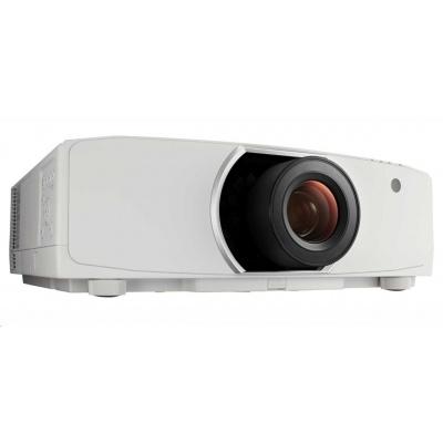 NEC Projektor LCD PA803U (1920x1200,8000ANSI,10000:1)  5 000h lamp,D-SUB,DP, HDMI,, LAN,Optional WLAN incl. NP13ZL lens