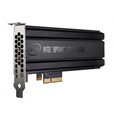 Intel® SSD P4800X Series (750GB, 1/2 Height PCIe x4, 20nm, 3D XPoint)
