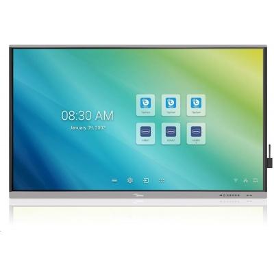 """Optoma 5651RK IFPD 65"""" -  interaktivní dotykový, 4K UHD, multidotyk 20prstu, Android, antireflexní tvrzené sklo"""
