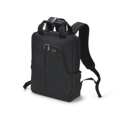 DICOTA ECO Backpack Slim PRO 12-14.1 black