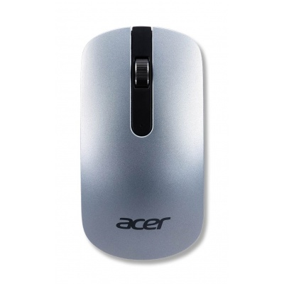 ACER Thin-n-Light Optical Mouse, Silver, retail packaging