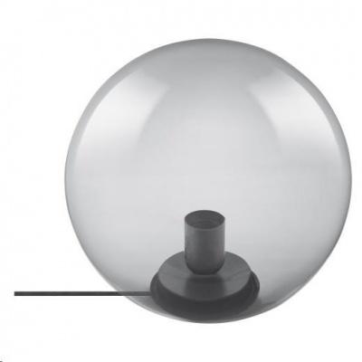 LEDVANCE VINTAGE 1906 BUBBLE TABLE 250X245 Glass, Smoke Grey