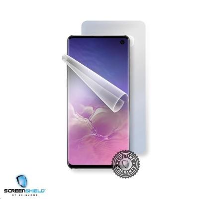 ScreenShield fólie na celé tělo pro SAMSUNG G973 Galaxy S10