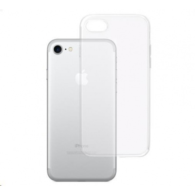 3mk ochranný kryt Clear Case pro Apple iPhone 7, 8, SE (2020), čirá