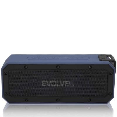 EVOLVEO Armor O6, 40W, IPX7, outdoorový Bluetooth reproduktor, modro-černý