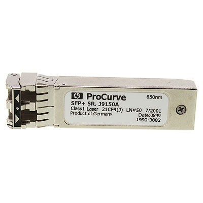 HPE X132 10G SFP+ LC SR Transceiver J9150A HP RENEW