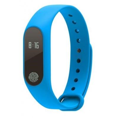 Aligator fitness náramek M2, modrá