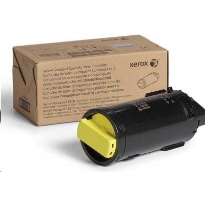 Xerox Yellow Standard Capacity Toner Cartridge pro the VersaLink C500/505 C500/C505 (2 400 PAGES)