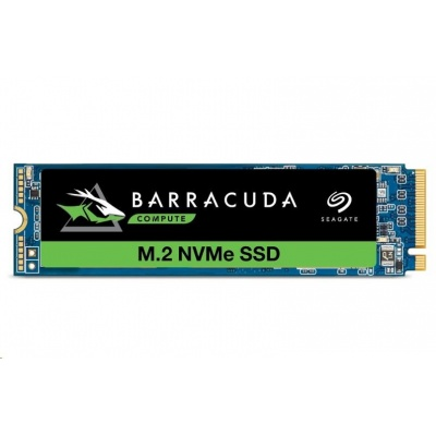 SEAGATE BARRACUDA 510 SSD 500GB M.2 PCIe Gen3 x4, NVMe 1.3, (R:3400/W:2400MB/s)