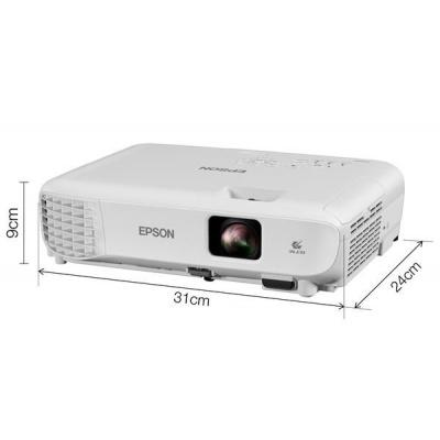 EPSON projektor EB-E01, 1024x768, 3300ANSI, VGA, HDMI, USB 2in1, Repro 2W