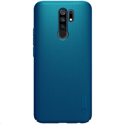Nillkin Super Frosted Shield pro Xiaomi Redmi 9 Peacock Blue