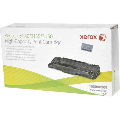 Xerox Toner Black pro Phaser 3140/55/60 (2.500 str)