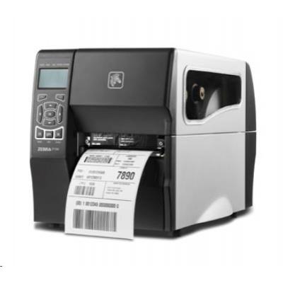 Zebra DT priemyselná tlačiareň ZT230, 203 DPI, RS232, USB, INT 10/100, PEEL