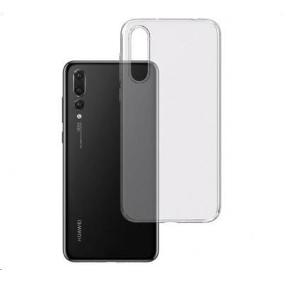 3mk ochranný kryt Clear Case pro Huawei P20 Pro, čirý