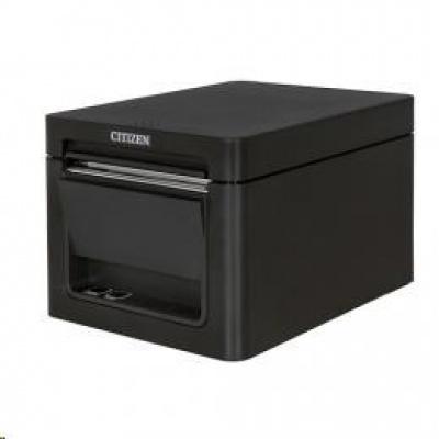Citizen CT-E651, 8 dots/mm (203 dpi), cutter, USB, white