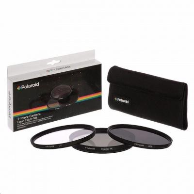 Polaroid Filter Kit 49mm MC UV, CPL, ND9